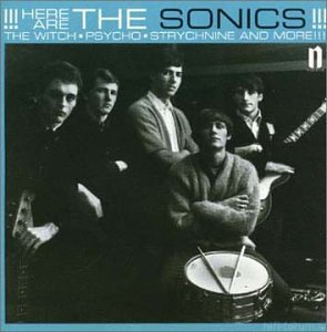 Album The Sonics Here Are The Sonics