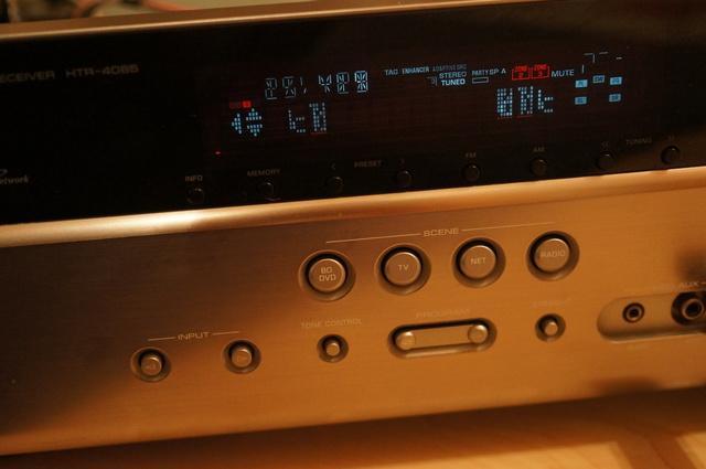Yamaha rx v473 bzw htr 4065 display blinkt elektronik for Yamaha rx v473 manual