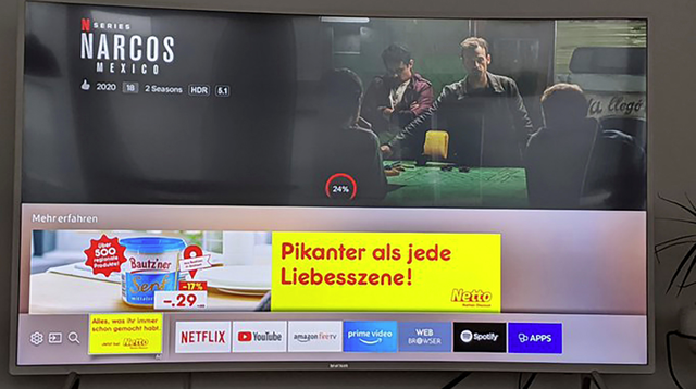 2021 01 03 17 13 47 Samsung Nervt Mit Zwangswerbung Und Verhöhnt Kunden   AUDIO VIDEO FOTO BILD