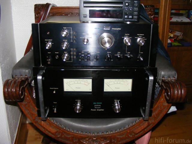 Sansui CA 2000 / BA 5000