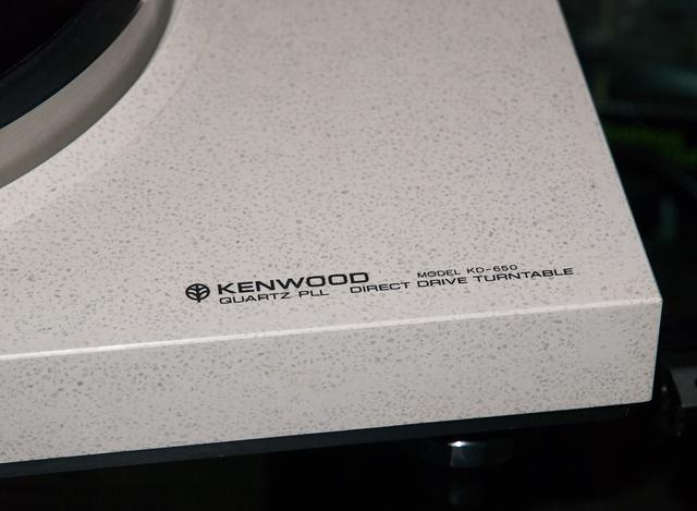 Kenwood KD-650