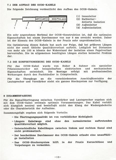 OCOS Technische Grundlagen S14