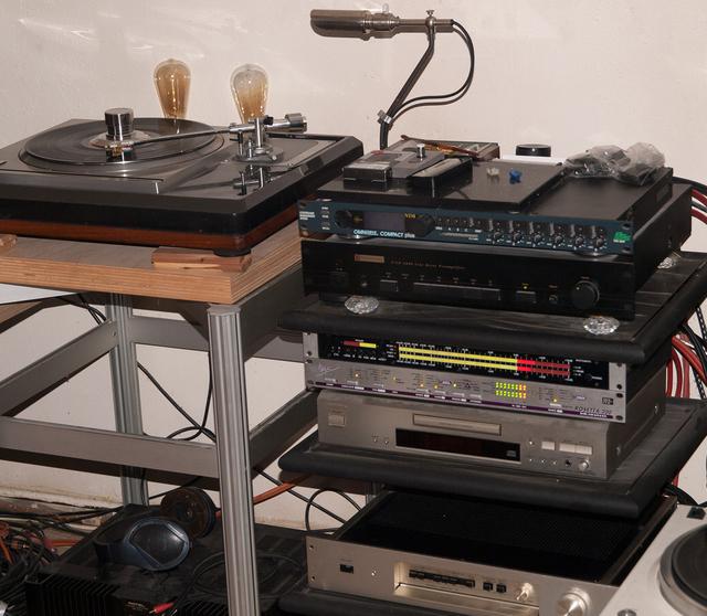 Phonodigitalisierung