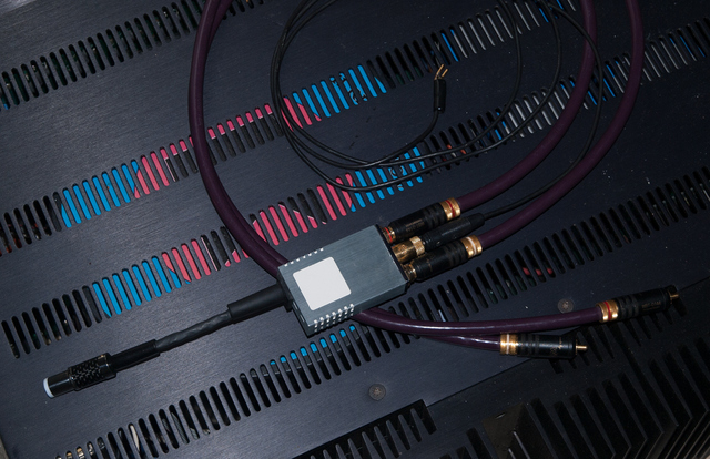 SME Tonarmstecker Furutech Adapter mit Impedanzabgleich