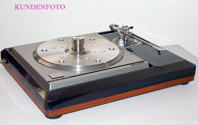 Technics SP-10 MK2A  - Micro Seiki MA 505 MK3
