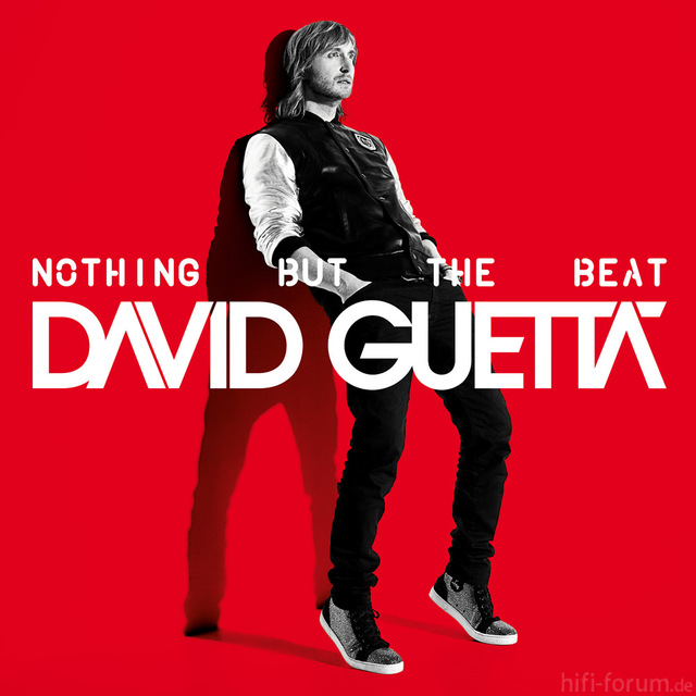 DAVID GUETTA Nothing But The Beat Frontcover