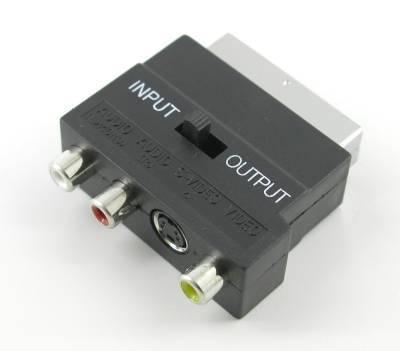 Hifi Scart Adapter