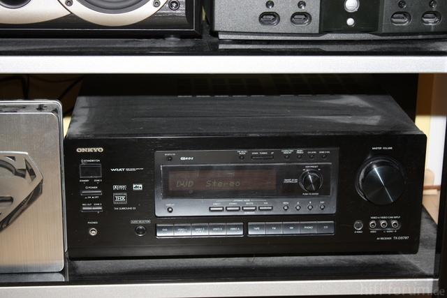Onkyo TX-DS787