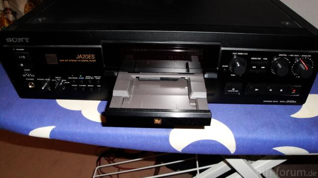 Sony MDS JA 20 ES 001