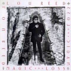 Magic And Loss (Lou Reed) Album Cover