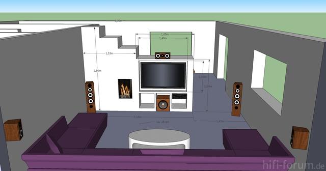 EG Audio Couch Ansicht