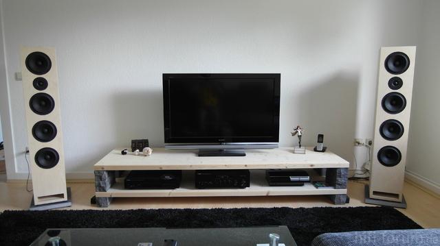 Neues Wohnzimmer Mit SB417 Und Yamaha