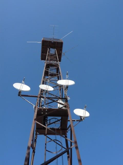 Alte Kabelkopfstation, Noch In Benutzung, Digital Volles Programm