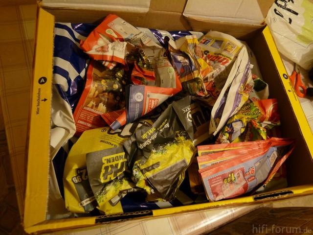 Ebay-Verpackungskunst