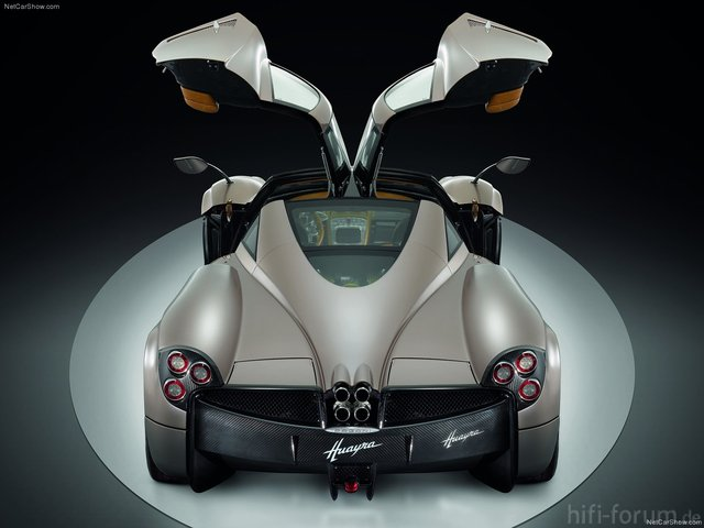 Pagani Huayra 2012 1600x1200 Wallpaper 2a