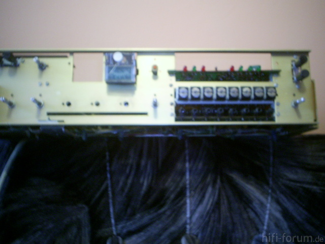 Radmor Frontplatte