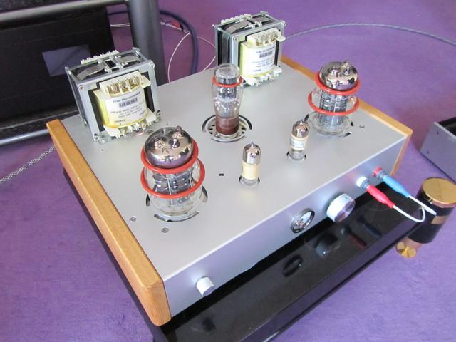 6C33C Verstärker