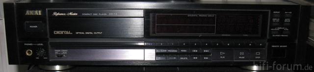 Akai CD 73 1