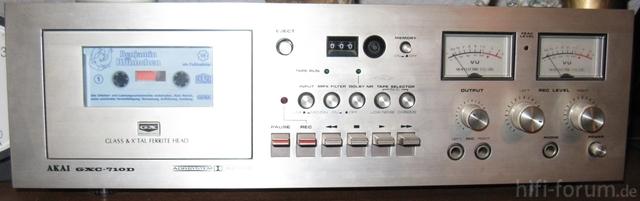 Akai GXC 710D Klein
