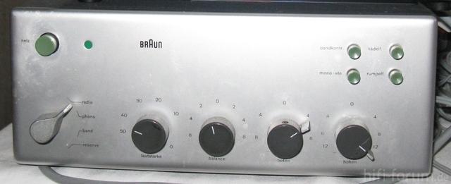 Braun Verstärker