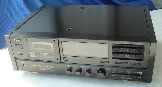 GX 95 Von Vorne