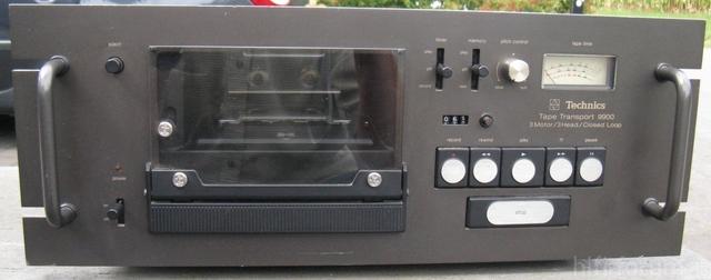 Technics 9900 Komplett