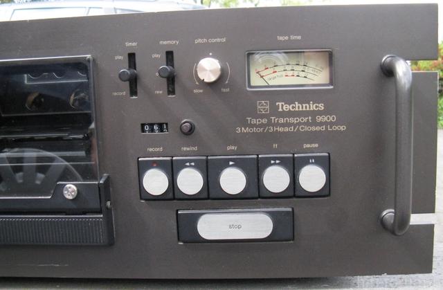 Technics 9900 Rechts