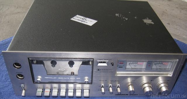 Universum 2500 Cassettendeck