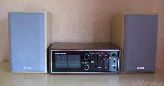Universum Mini Radio