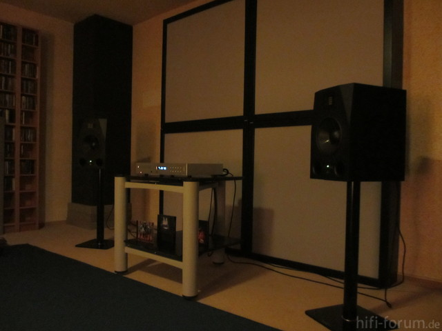 Audiolab 8200 Cdq Adam A8x