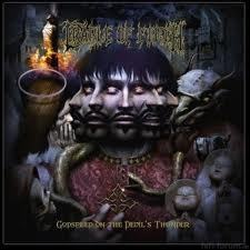 Cradle Of Filth - Godspeed On The Devil's Thunder