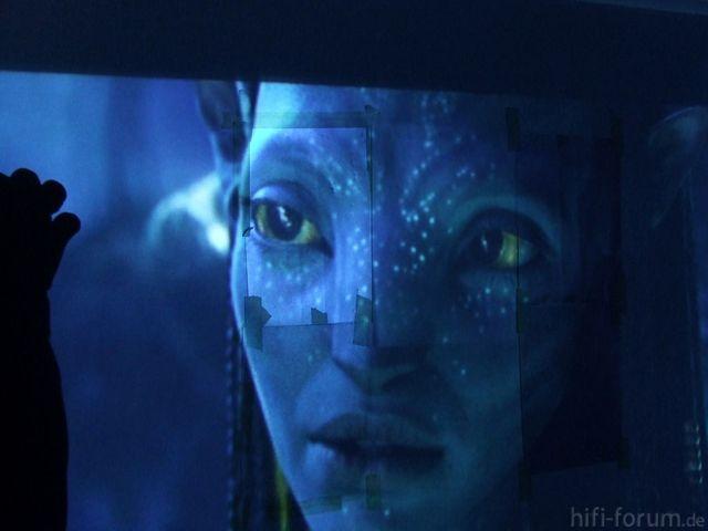 Avatar Gesicht Dunkelszene 2