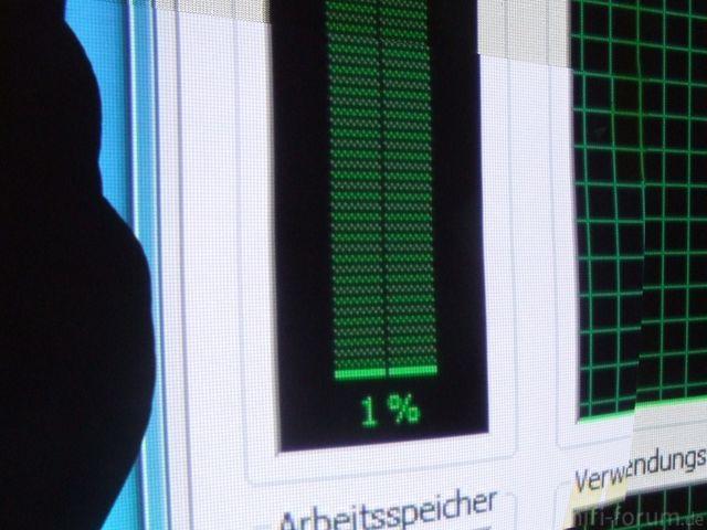 CPU Balken