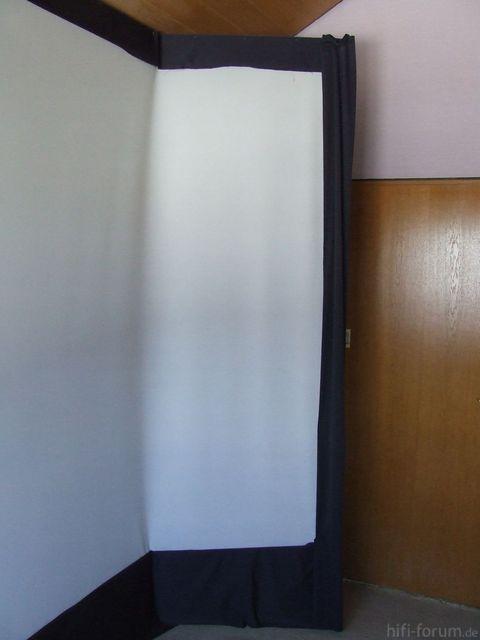 Leinw  Türe 1