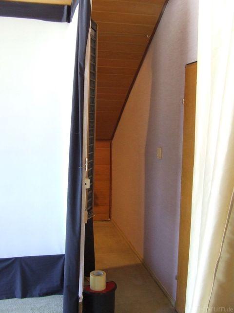 Leinw  Türe 2
