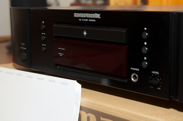 Marantz CD 5004 2