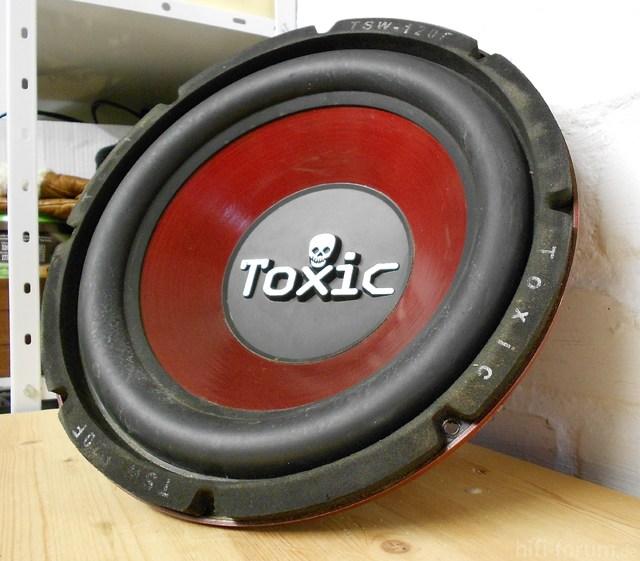 Toxic TSW 120 F