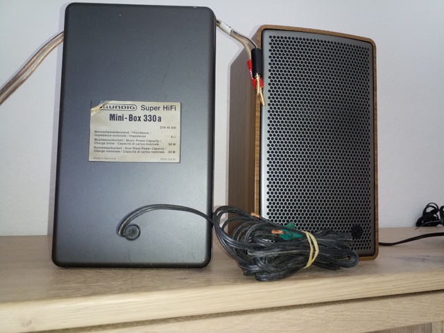 Lautsprecher Verkabelung