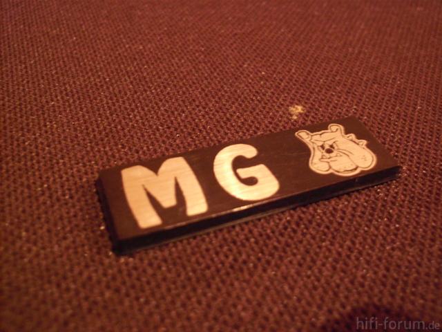 iF Magnat MG2 Logo