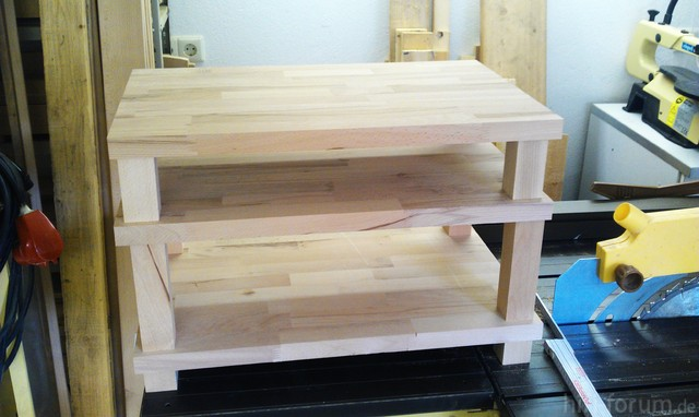 rack nachbau spikes racks geh use hifi forum. Black Bedroom Furniture Sets. Home Design Ideas