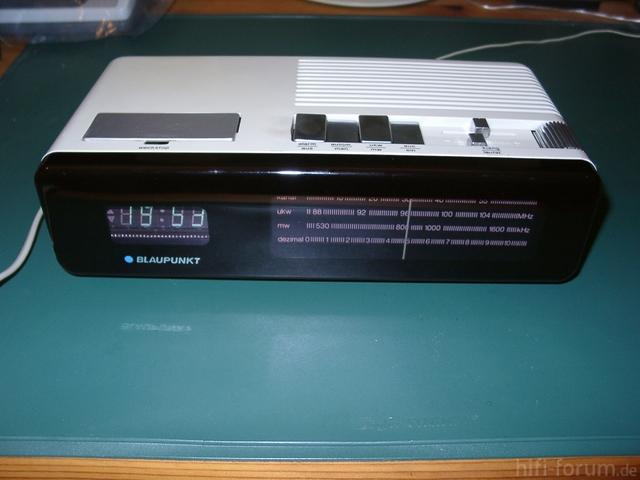 Blaupunkt Mega Clock