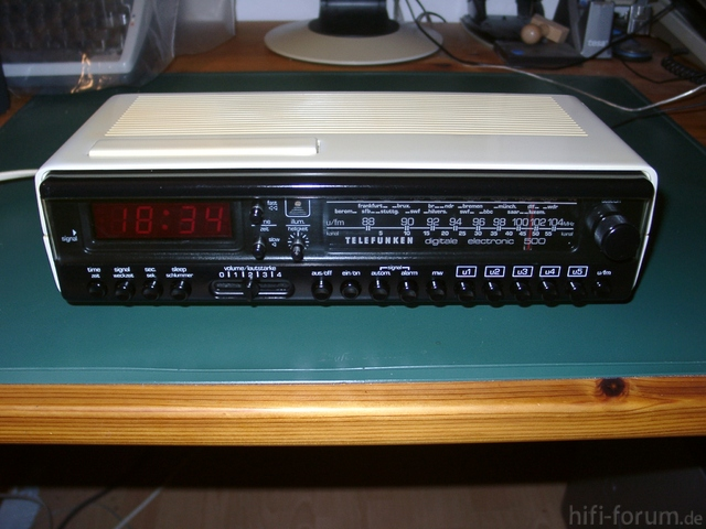 Telefunken Digitale Electronic 500