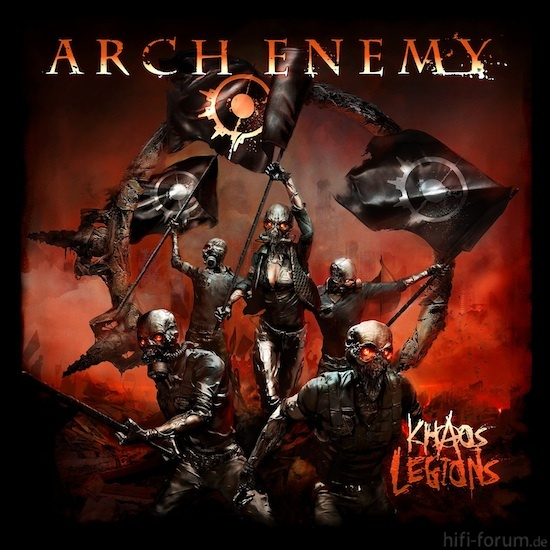 Arch Enemy - Khaos Legion