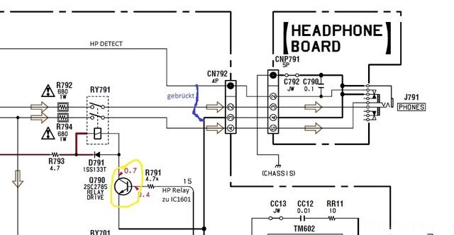 STR-DE485E kommt ab und an kein Ton raus!, Sony - HIFI-FORUM