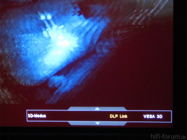 DLP-Link Mit Optoma HD 83