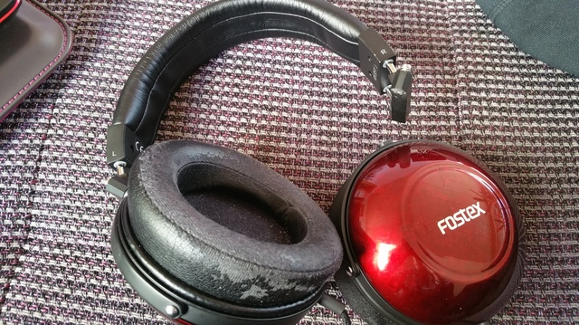 Fostex TH-900 Polster