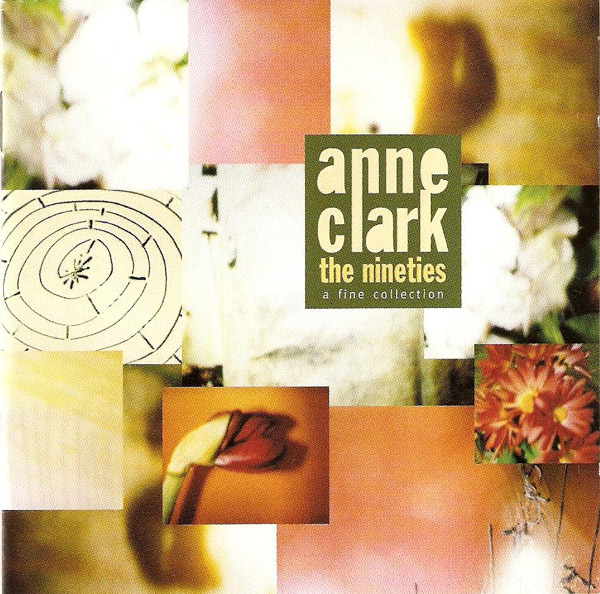 1004958 Anne Clark The Nineties A Fine Collection