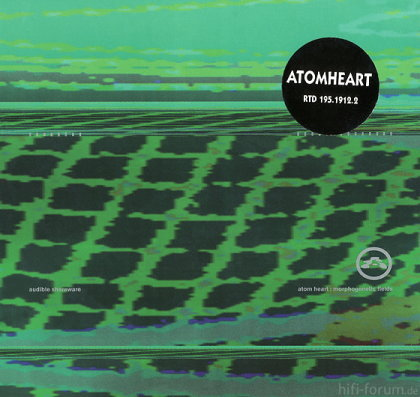 Atom Heart - Morphogenetic Fields