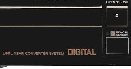 Ausschnitt Sony CDP 552 ESD II