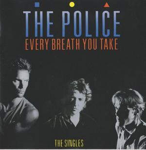 B 45184 Police  The  1986 A M Records Ccd 3902  Every Breath You Take  The Singles 1986